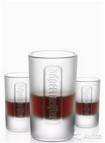 Стопки рюмки стакани шоти Jagermeister