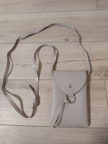 Сумочка для телефона через плечо