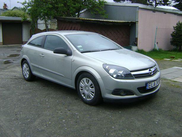 Opel Astra 1.4 GTC-2006r.-Z Niemiec-zarejestrowana-Bardzo zadbana