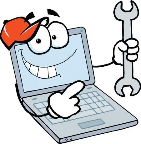 Професійний ремонт комп'ютерів та ноутбуків