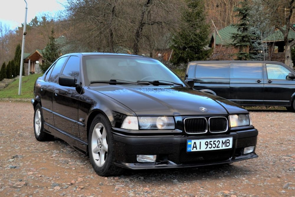 Продам авто BMW 318 Обухов - изображение 1