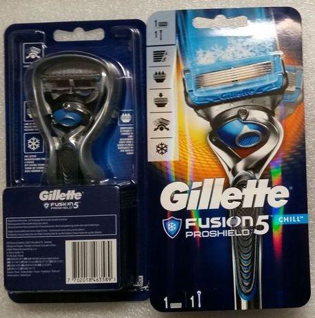 Maszynka Gillette Proshield 1000% Prawdziwy ORYGINAŁ SUPER OKAZJA
