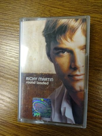 Ricky Martin - Sound Loaded - Kaseta Magnetofonowa
