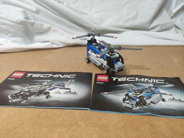 Lego technic 42020 śmigłowiec ratunkowy