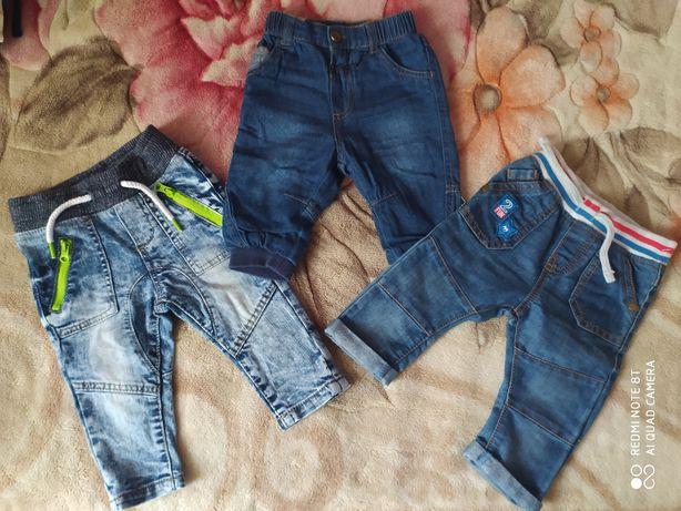 Пакет одежды мальчик 0-6м