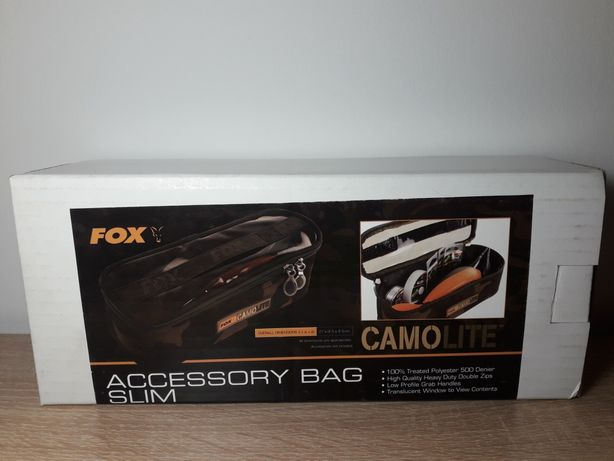 Fox Accessory Bag Slim