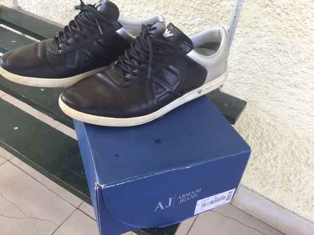 Armani, sapatilhas