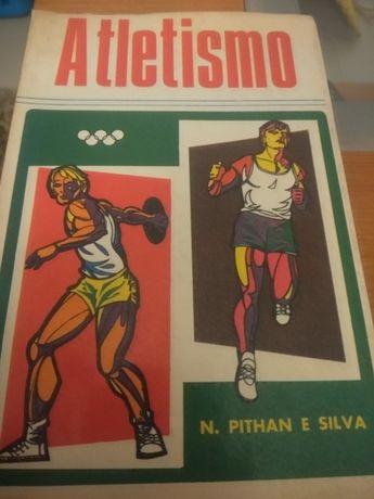 Atletismo, N. Pithan e Silva.