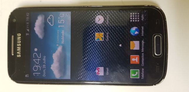Samsung S4 Mini Black Edition