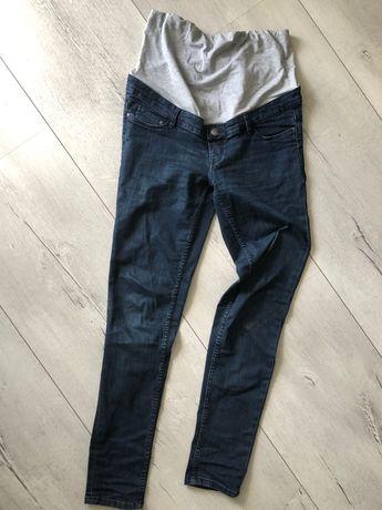 Jeansy ciążowe rozmiar M