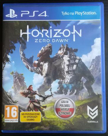 Horizon Zero Dawn PS4 - polska wersja językowa - stan idealny