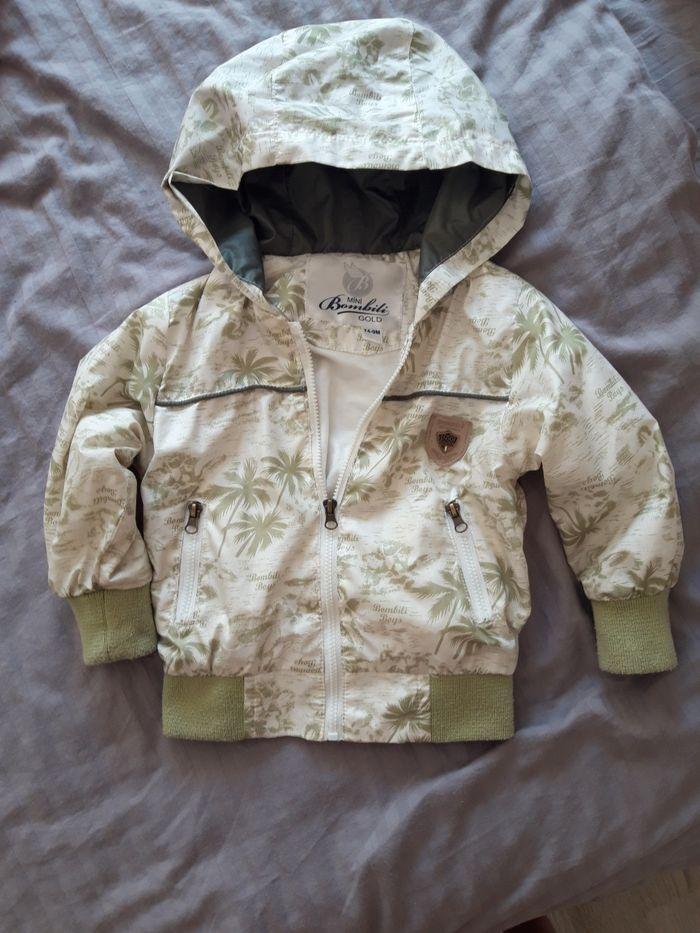 Куртка, вітровка MINI BAMBILI Ивано-Франковск - изображение 1