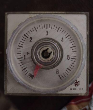 Schleicher DZ12-SL. Механический / электрический таймер