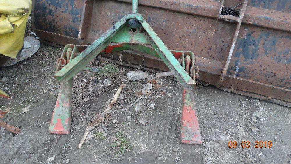 Trójkat zaczepowy na TUZ kat.2 Brzeg - image 1