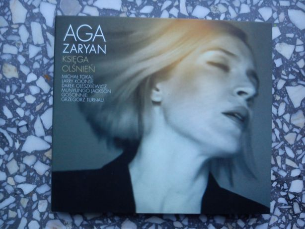 """Aga Zaryan """"Księga olśnień"""" CD"""