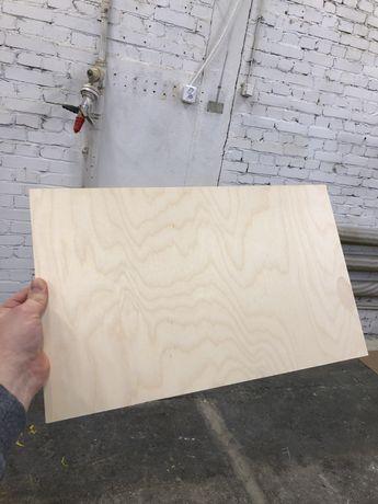 Sklejka, formatki 30x50 cm pod laser suchotrwała 6 mm