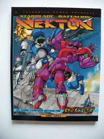 MEKTON Starblade Battalion An Campaign Setting for Mekton Zeta MK 1211
