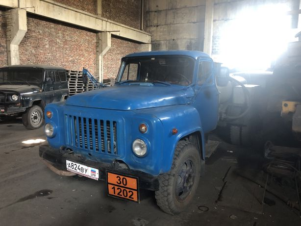 Продам бензовоз ГАЗ 52