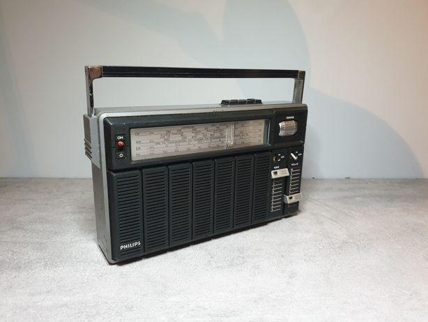 Radio Globalne Philips Multiband 810 - rzadki model, unikat ! Vintage