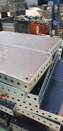 nowy szalunek tekko minibox zestaw 102m2 plus osprzęt