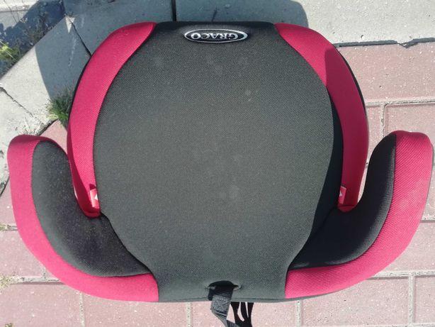 Fotelik/ podstawka samochodowy Graco Diablo15-36KG używany