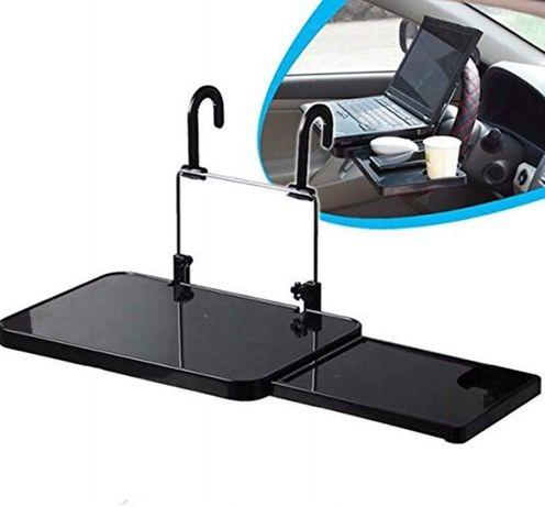 Stolik na laptop do samochodu uchwyt