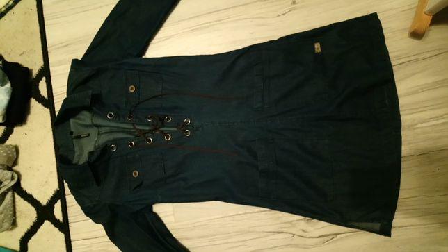 Sukienka/tunika jeansowa S/XS