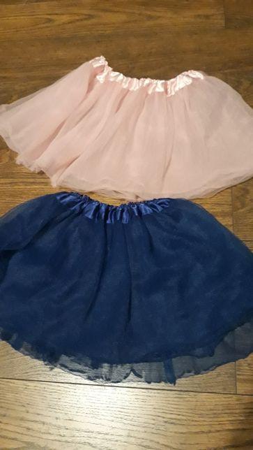 Spódniczki tiulowe 2 sztuki