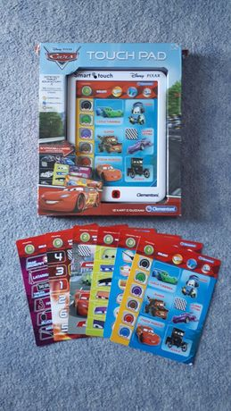 Touch Pad Disney Cars