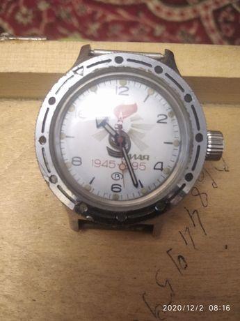 Продам командирские часы Амфибия .