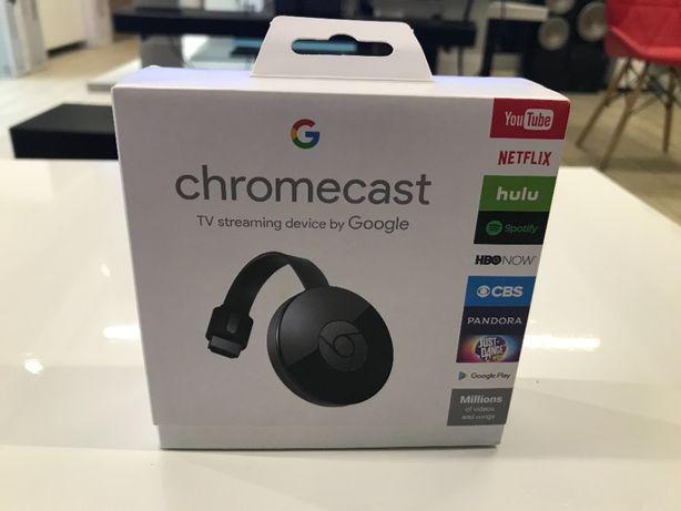 Медиаплеер Сhromecast Google 3rd generation