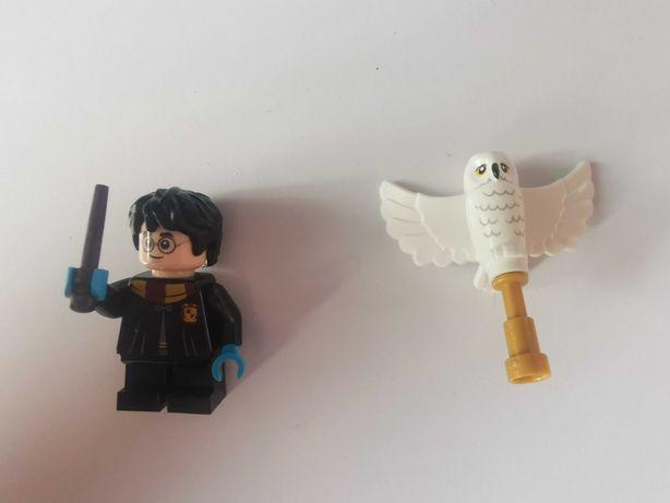 Lego Minifigurka Harry Potter Gryffindor + Sowa kolekcjonerski - 75979