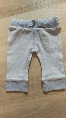 Spodnie bawełniane F&F rozm. 50