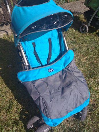 Chicco spacerówka wózek parasolka