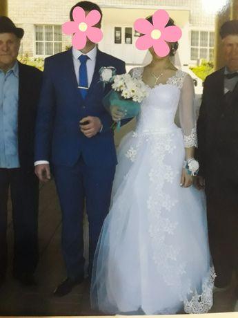 Продам свадебное платье )