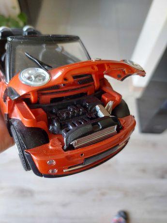 Model Mini Cooper cabrio