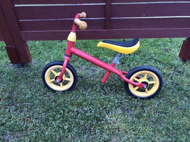 Rowerek metalowy dla dzieci z Niemiec
