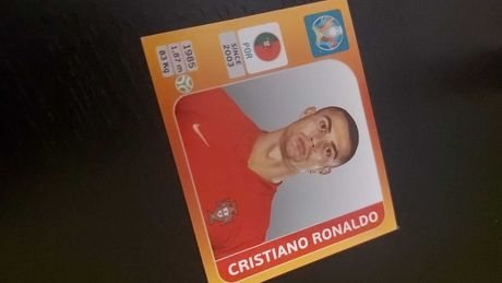 Euro 2020 Tournament Edition | Cristiano Ronaldo #676 Sticker