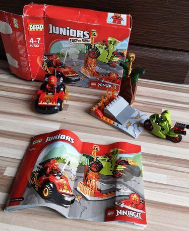 Lego Juniors Ninjago 10722