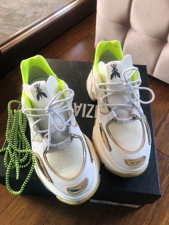 Sneakersy adidasy patrizia pepe 37