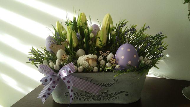 Stroik kompozycja Wielkanoc Święta