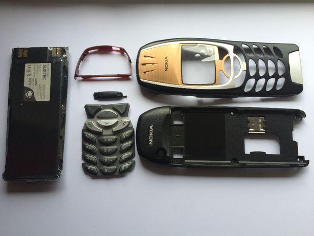 Nokia 6310i panel obudowy, klawiaturka, ramka iRDA, bateria