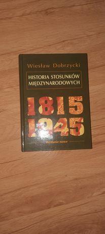 historia stosunków międzynarodowych, wiesław dobrzycki