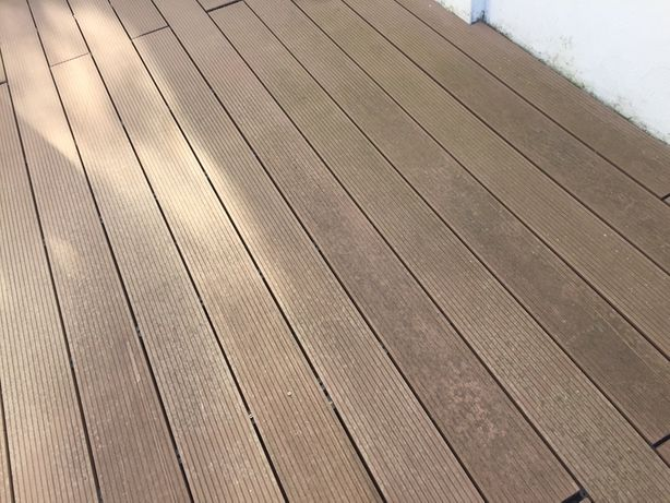 Deck composito low cost
