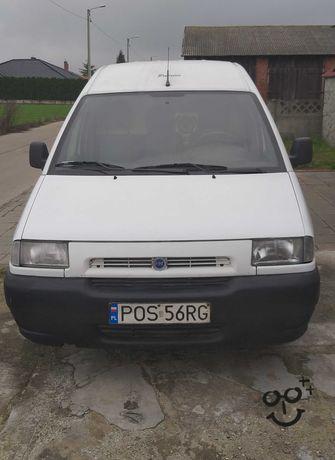 Samochód Fiat Scudo HDI Turbo