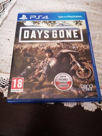 Days Gone polska wersja Ps4