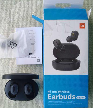 Auriculares Xiaomi Mi True Wireless Earbuds Basic S
