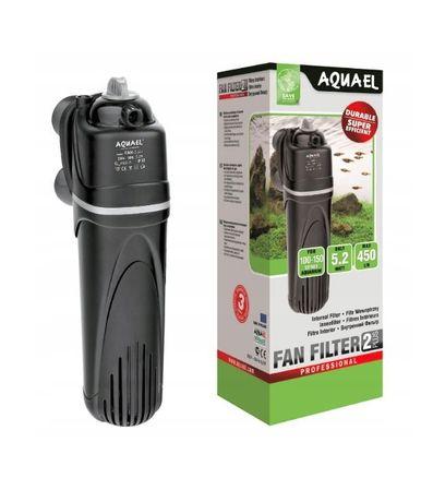 Aquael Fan 2 Filter Plus Filtr Wewnętrzny do akwarium 150L
