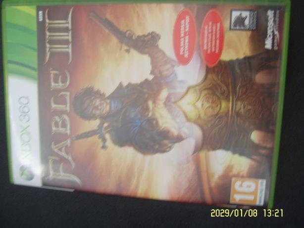 fable III gra xbox360