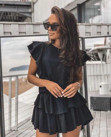 Платье черное размер 46-48